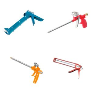 Пороховой инструмент / Пистолеты для герметика/ Для монтажной пены
