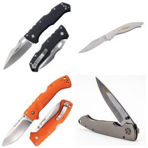Ножи раскладные